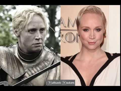 Game Of Thrones •  A Quoi Ressemblent Les Acteurs Dans La Vraie Vie ?