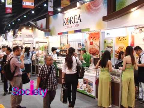 iSociety91 : ThaiFEX งานแสดงสินค้าอาหาร 2556
