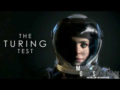 THE TURING TEST -  Original Soundtrack OST
