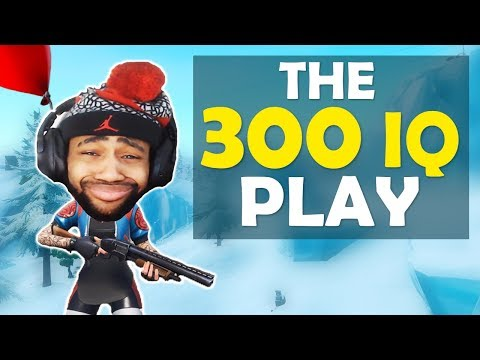 THE 300 IQ PLAY...