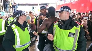 TROUBLE AT NOTTING HILL CARNIVAL