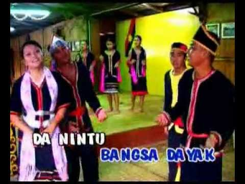 Selamat Gawai Ndug Simua By Harry,M.Bujoi,Peter James & Stephanie.