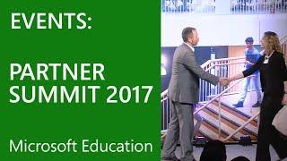Microsoft Global Education Partner Summit   2017