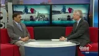 GlobalNews: Edmonton Canada Ahmadiyya Muslims condemn Paris shooting