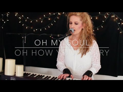 OH MY SOUL Casting Crowns piano  Jeannette Leila