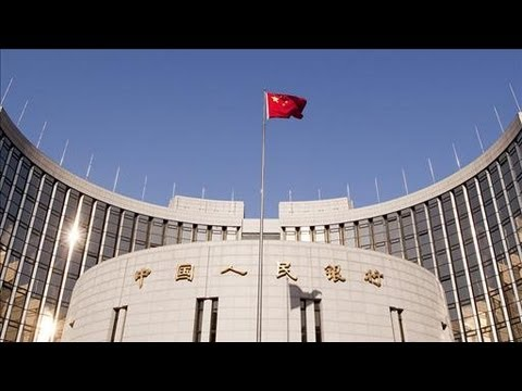 China's Central Bank Cuts Key Rates