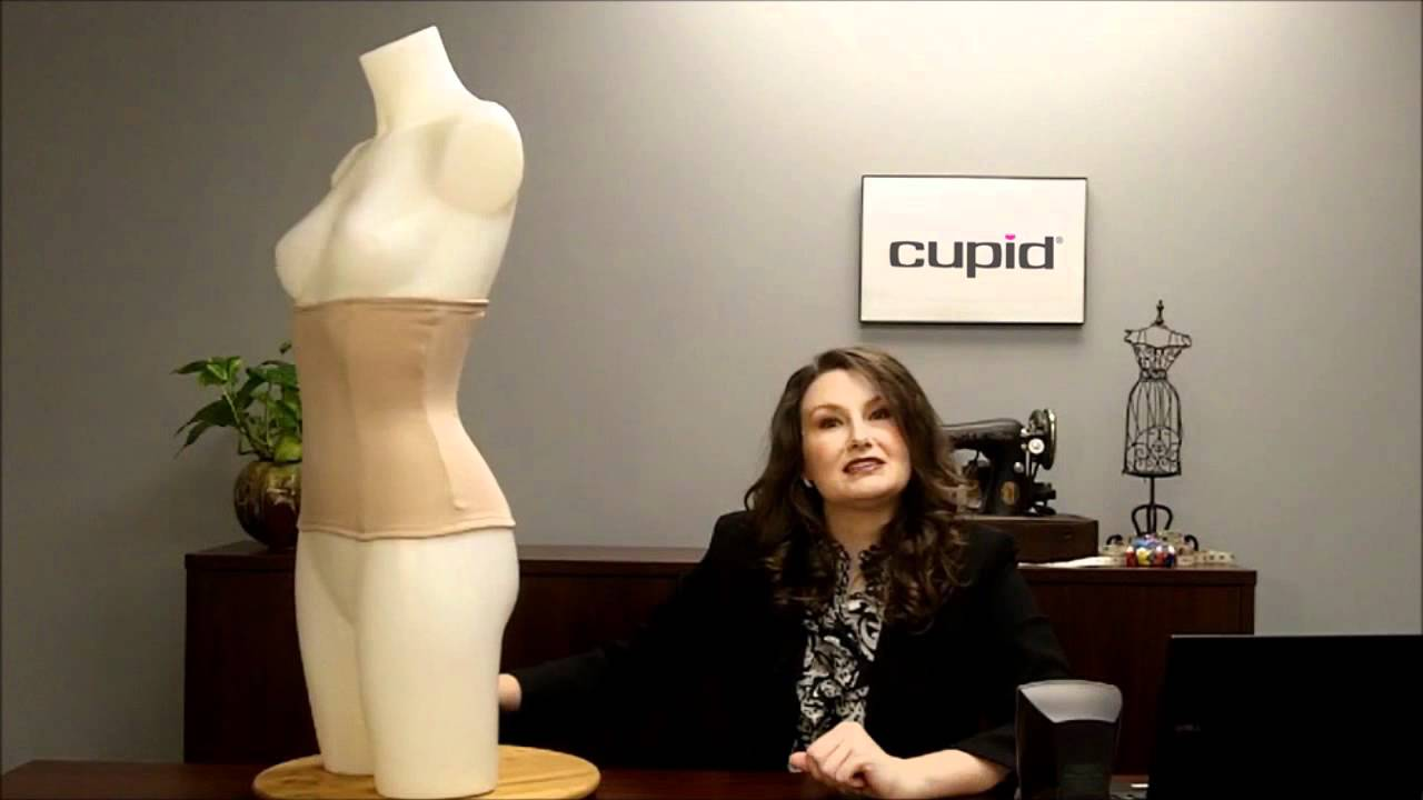 57eb91abd2d Cupid® Shapewear - Style 5446 - No Visible Lines Extra Firm Control Waist  Cincher