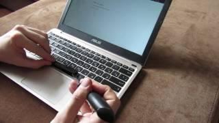 как сделать кнопки на ноутбуке асус