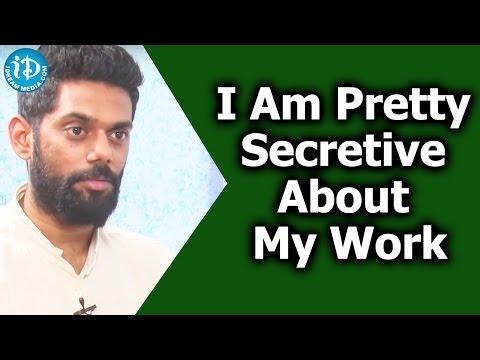 I Am Pretty Secretive About My Work - Achu Rajamani    Talking Movies with iDream