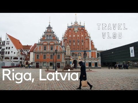 Riga, Latvia | Travel Vlog