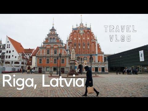 Riga, Latvia | Travel Vlog