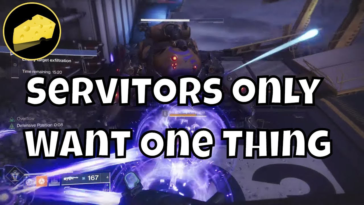 sErViToRs oNlY wAnT oNe tHiNg aNd iT's dIsGuStInG