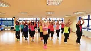zumba mashallah with melina