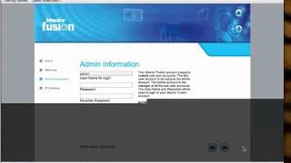 Maxtor Fusion: Part 1 Setup - Mac OS X (10.4.x) Using Firefox 1.5 or Newer