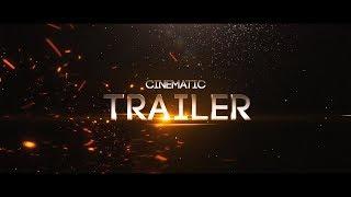 After Effects Tutorial: Cinématique Titre de l'Animation dans After Effects - Pas de Plugin | Téléchargement Gratuit