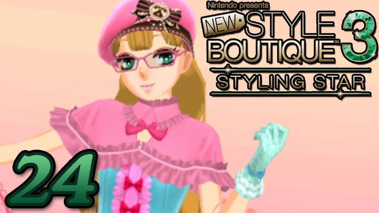 New Style Boutique 3 Styling Star ~ CAMILLA\u0027S BABY DOLL OUTFIT Part 24 ~  Gameplay Walkthrough