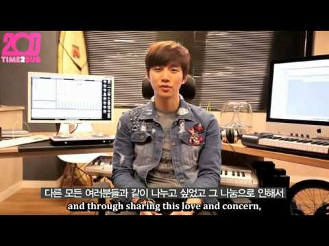 """[TIME2SUB] World Vision TV """"Dreaming of a Beautiful World"""" Sponsor Story #4 - Junho cut (eng subs)"""