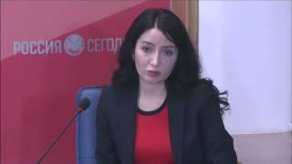 РИА Крым: Пресс-конференция на тему: