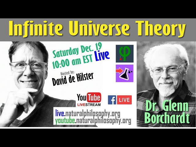 Infinite Universe Theory - with Dr. Glenn Borchardt