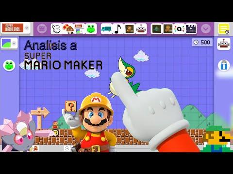 Analisis a Super Mario Maker