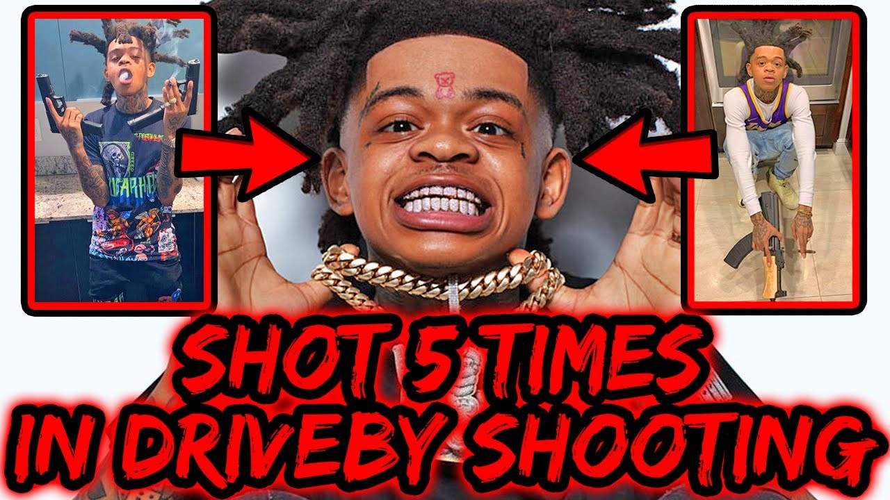SPOTEMGOTTEM SHOT 5 TIMES IN DRIVE-BY SHOOTING, WIZDAWIZARD FOUND DEAD