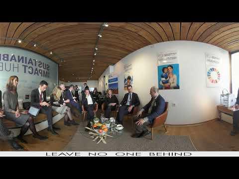Davos 2018: Future of Sustainable Humanitarian Financing