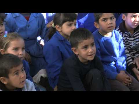 Integrating Syrian refugees in Lebanese schools