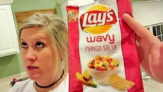 MANGO SALSA LAYS REVIEW!