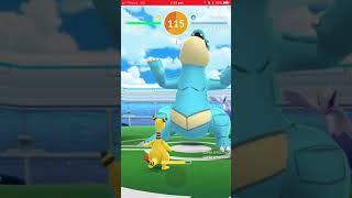 Pokémon Go - Level 4 Raid - Feraligatr