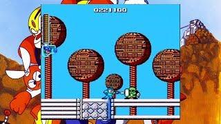 Mega Man (No Commentary) - 02 - What Robot Problem?