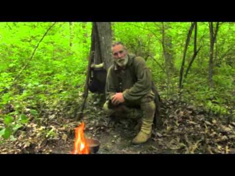 Pathfinder Outdoor Journal Ep 4 - 18th Century Woodsman Hunters Camp
