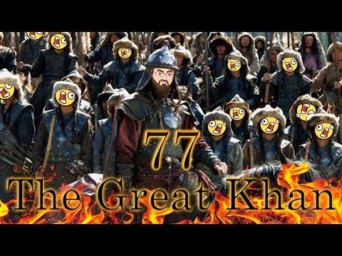 Majapahit Stronk! [77] Great Khan Golden Horde EU4 Cossacks