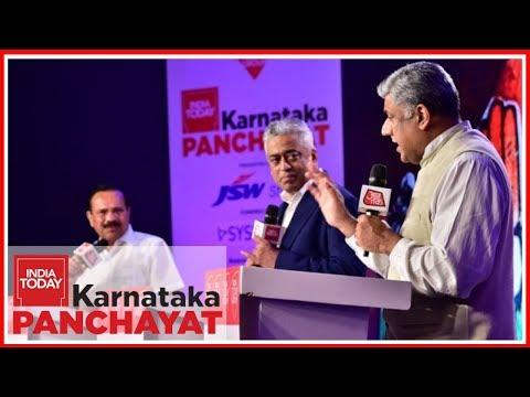 Gowda Vs Gowda : Big Political Face Off Over Political Violence In Karnataka | Karnataka Panchayat