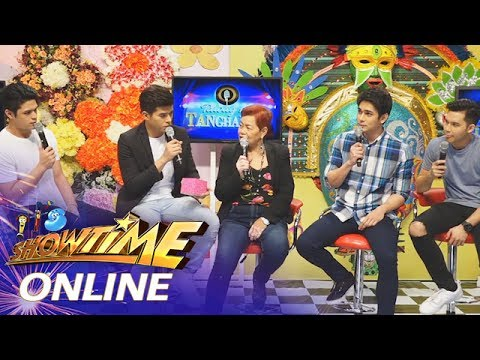 It's Showtime Online: Luzon contender Cristina Pineda
