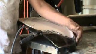 1960-66 Chevy Truck Front Fender Rust Repair - Part 2