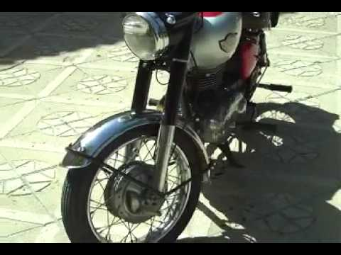 Royal Enfield Crusader 250 Sport 1961