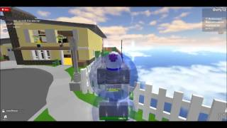 roblox slender in nuketown Part 1