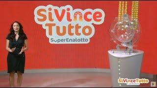 SiVinceTutto SuperEnalotto - Estrazione e risultati  31/07/2019