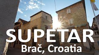 Supetar, Brač, Croatia