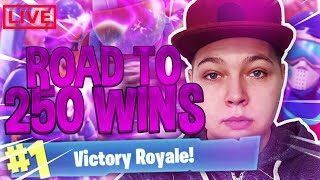 VBUCKS GIVEAWAY! SOLO GEWINNT GRINDEN! FORTNITE & FORZA LIVE #208 WINS!