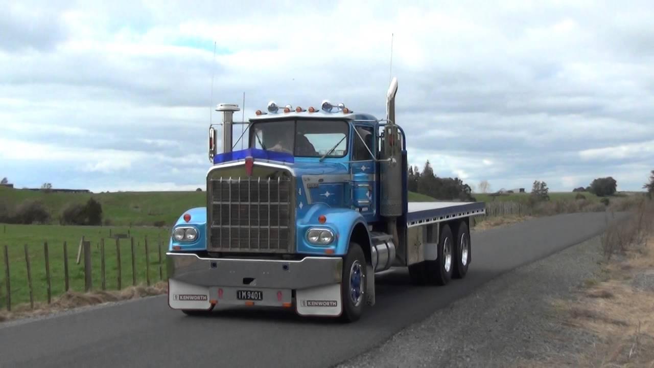 Trucks New Zealand 197...