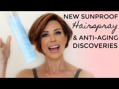 I Am Loving A New Hairspray! | Dominique Sachse