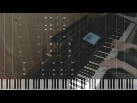 Gears of War 2 - Armored Prayer - Piano Cover