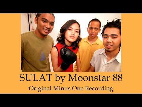 Moonstar 88 Sulat - Original Minus One ( Karaoke )