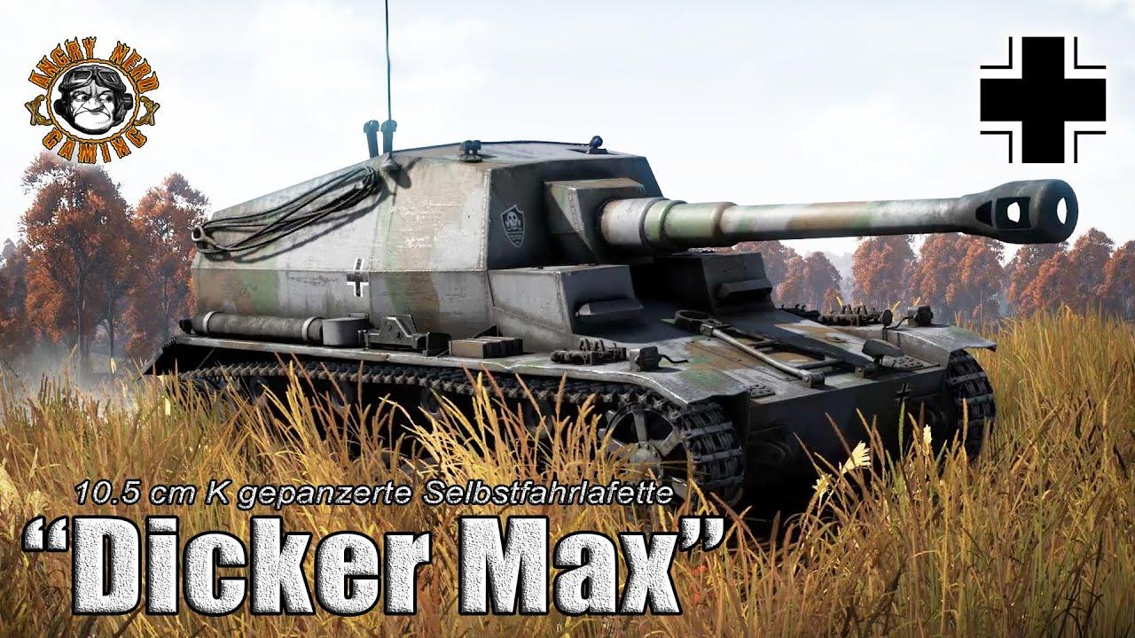 war thunder dicker max