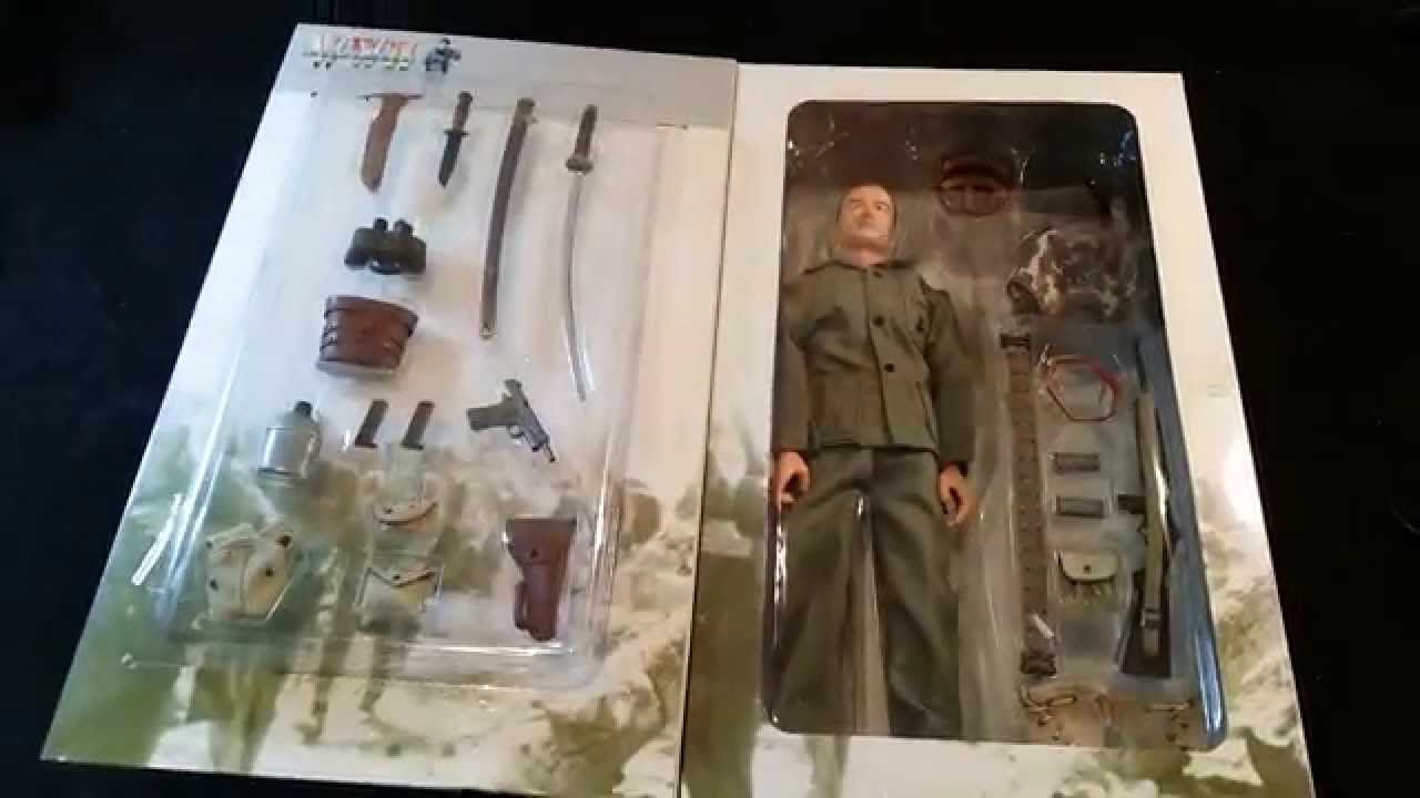 Dragon 1 6 Ww2 Action Figure Unboxing Youtube