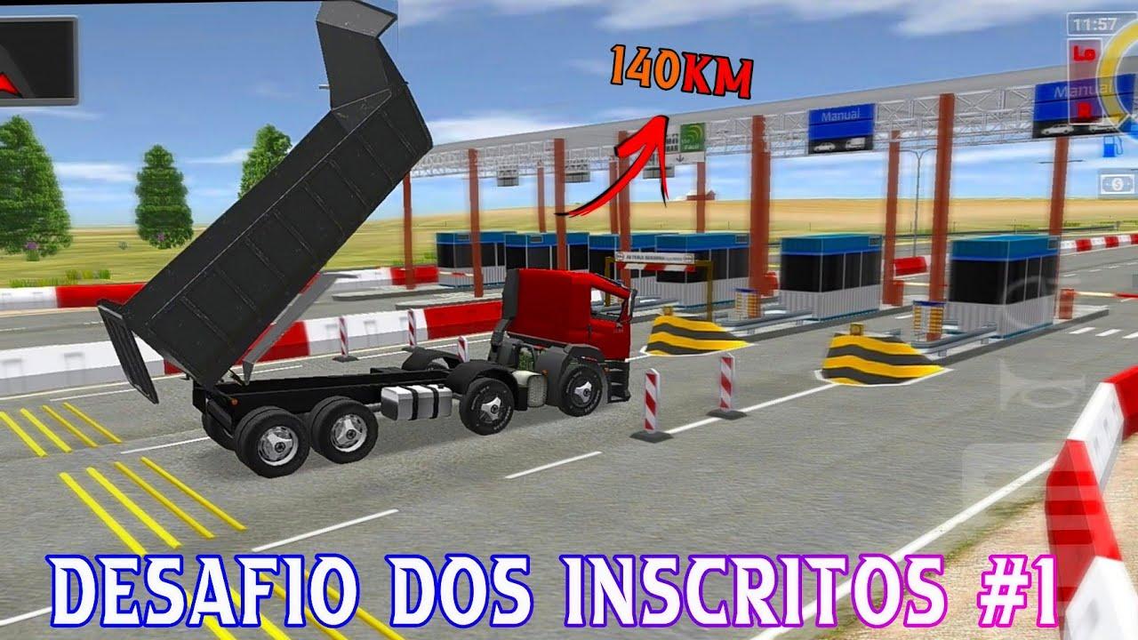 Desafio dos inscritos - Grand Truck Simulator 2 [EP1]