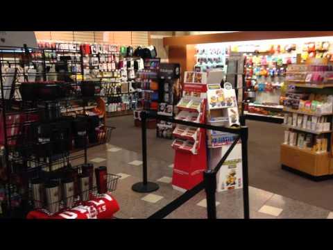 UNLV bookstore main register