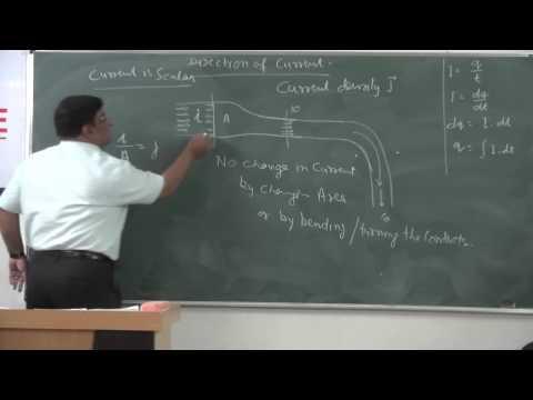 XII-2.1.Electric Current part-1 (2014)Pradeep Kshetrapal Physics