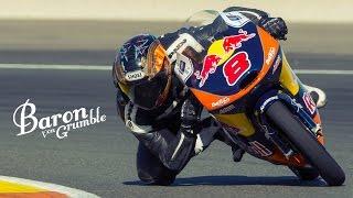 BvG Rides a Moto3 - Jack Millers KTM
